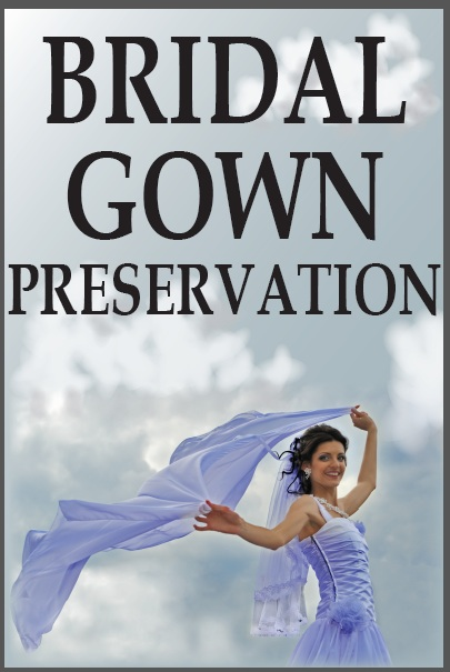 DENVER BRIDAL GOWN PRESERVATION AND CLEANING