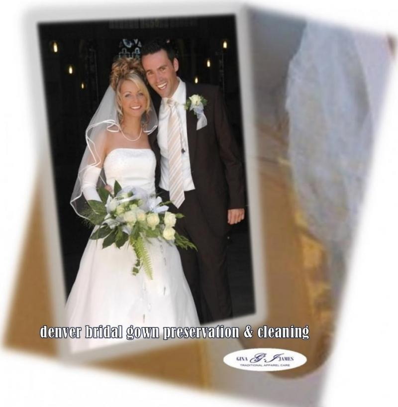 denver bridal gown preservation cleaners custom services